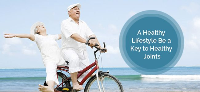 Can A Healthy Lifestyle Be A Key To Healthy Joints?